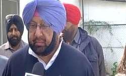 Punjab CM CaptainAmarinderSingh