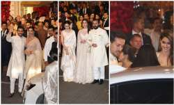 Isha Ambani, Anand Piramal Wedding Highlights: DeepVeer,