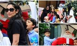 Actor Sanjay Dutt's wife Maanayata Dutt makes sure to spend