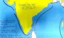 Indian Navy carries out first mega coastal defence