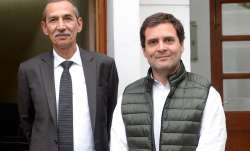 Rahul Gandhi to set up task force on national security