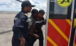 Indian Navy engaged in relief operations in Mozambique post