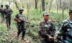 4 Maoist killed in a gun battle in Chhattisgarh