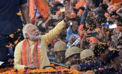 PM Modi to hold Varanasi road show on Thursday, file
