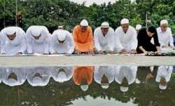 Muslims offer prayer (Representationl Image)