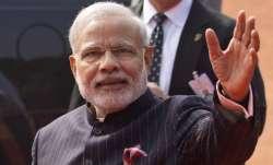 Prime Minister Narendra Modi all set to record historic win