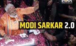 Congratulations poured in for PM Modi, who was re-elected