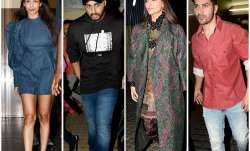 Many Bollywood celebs including Malaika Arora, Sonam