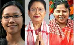 Women MPs from North East