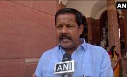BJP MP from Muzaffarpur Ajay Nishad