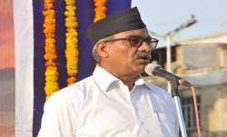 Senior RSS functionary Krishna Gopal
