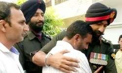 Major Ketan Sharma's Family