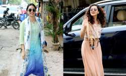 From Taapsee Pannu's peach mode to Kiara Advani's ethnic
