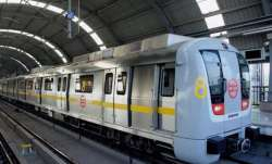 Trial runs on Delhi Metro's Dwarka-Najafgarh corridor begins