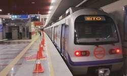 Snag hits Delhi Metro's Violet Line, passengers face hassles