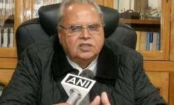 Governor of Jammu and Kashmir Satya Pal Malik