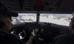 Global WarNing: Watch video as NASA scientists fly over