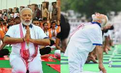 Modi Special : Taking India on a fitness ride, one 'aasan'