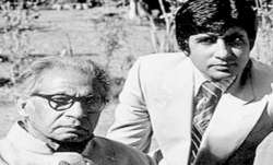 Harivansh Rai Bachchan had never consumed alcohol, and was