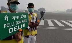 Genesis of Delhi's famous Odd-Even scheme