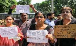 Depositors and employees are protesting against PMC Bank