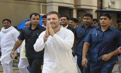 Rahul Gandhi (File)