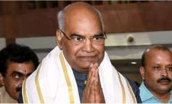 President Ram Nath Kovind