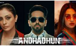 Ayushmann Khurrana starrer 'Andhadhun' to release in Japan on November 15