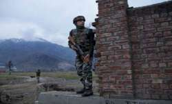Bandipora encounter: Slain militant was Lashkar commander