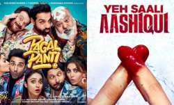 Anil Kapoor's Pagalpanti hits the screens opposite Vardhan Puri's debut film Yeh Saali Aashiqui