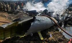 Shooting down of IAF chopper on Feb 27 case of mistaken fratricide: Government