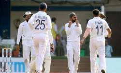 India continued on their home domination with a spectacular