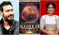 Maidaan: Ajay Devgn, Keerthy Suresh starrer sports drama finally gets a release date