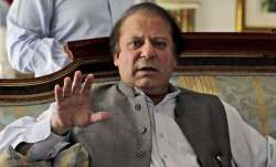 Nawaz Sharif made to turn back from London bridge after