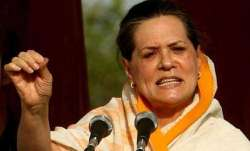 With Sena by her side, Sonia aggressive against Modi govt