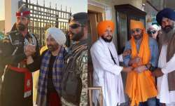 Sunny Deol received special welcome at Gurdwara Darbar Sahib in Pakistan's Kartarpur