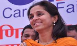 NCP's Supriya Sule backs Uddhav over stay on Aarey metro work