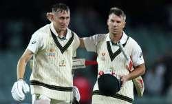 AUS vs PAK, Day-Night Test, Day 1: David Warner, Marnus Labuschagne pile agony on Pakistan bowlers