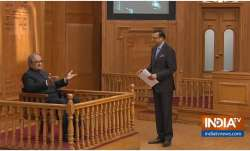 Tarek Fatah in Aap Ki Adalat with Rajat Sharma