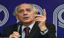 Former Union minister Arun Shourie hospitalised