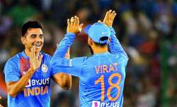 india vs west indies, Deepak Chahar, Virat Kohli