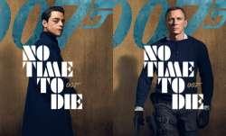 Bond Daniel Craig is back, Rami Malek as Bond Villain impresses in suit up look