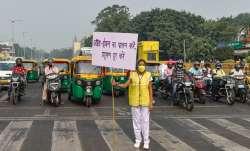 Delhi Police collected over Rs 75 lakh for 'Odd-Even' scheme violations: Govt