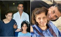 Twinkle Khanna's grandmother Betty Kapadia passes away at 80
