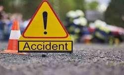Drunk SUV driver crushes petrol pump worker's leg in