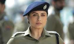 Rani Mukherji reveals the reason behind scrapping of 'Mardaani 2' promotional song