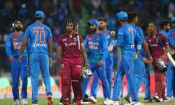 West Indies kept the three-match T20 series alive with a