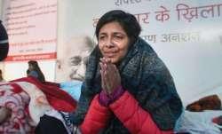 DCW chief Swati Maliwal