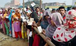 62.6 per cent voter turnout in third phase of Jharkhand
