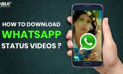 How to save WhatsApp Status videos and photos on Android smartphone, iOS or iPhone? Easy steps to do